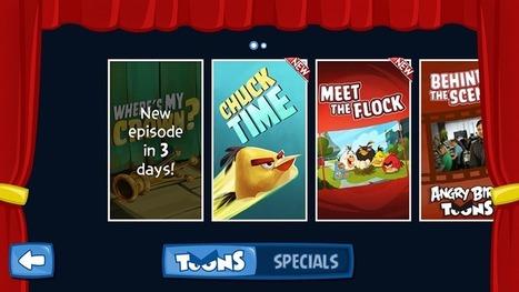 Watch & Download Angry Birds Cartoons Online – Full Episodes | Download Angry Birds Game | All Games | Scoop.it