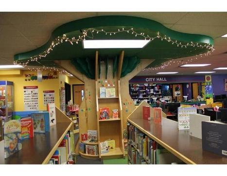 #6 - El Paso, TX - Top 10 Libraries for Children | Livability | innovative libraries | Scoop.it