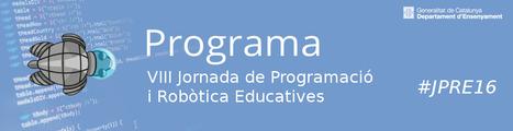 Apunts a GamifiCAT de la #JPRE16: programació i robòtica educatives | Competències digitals | Scoop.it