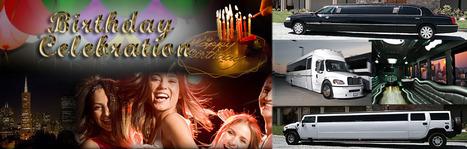 Book Limousine Sedan and SUVs for Birthday celebration.   Bay Area Corporate Limousine Services   Scoop.it