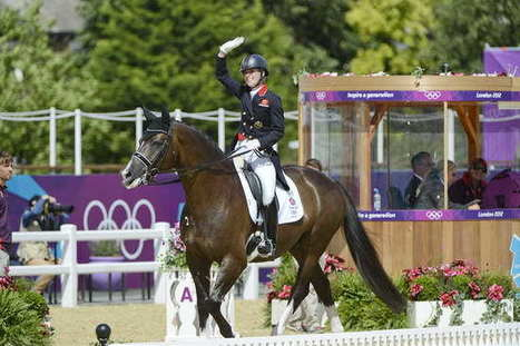 Olympic records broken during team dressage competition at London Games | Equestrian Olympics 2012 | Scoop.it