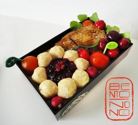 """BENTO NONO: Bento Newsletter Pintade, ou ,""""le dernier bento omnivore""""   Bento Lunch Box   Scoop.it"""