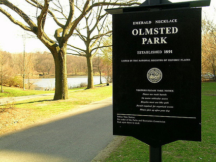Boston's Emerald Necklace sets the standard for linked city parks | Kaid Benfield's Blog | Switchboard, from NRDC | Sustainable Futures | Scoop.it