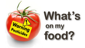 What's On My Food? :: Pesticides On Food | My Garden | Scoop.it