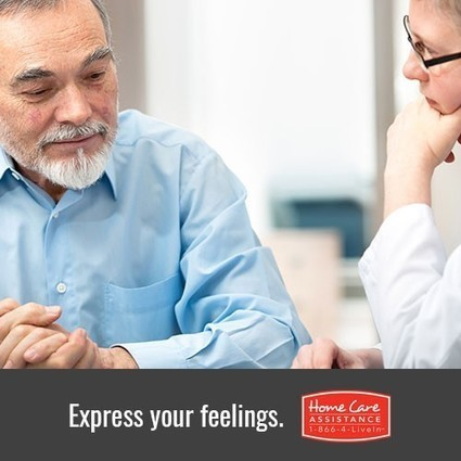 The Importance of Openly Communicating with Aging Parents and Loved Ones | New Hampshire Home Care Assistance | Scoop.it