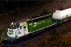 Aux Etats-Unis, des trains qui roulent au gaz de schiste | Défis Energétiques | Scoop.it