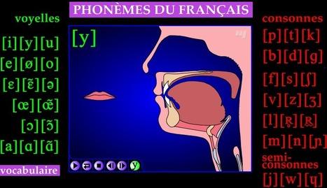 PhonLab_00. Les phonèmes du français | phonétiquefle | Scoop.it