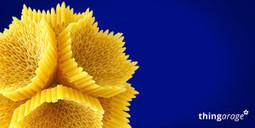 Barilla lance un concours de design 3D de pâtes !   Impression 3D   Scoop.it