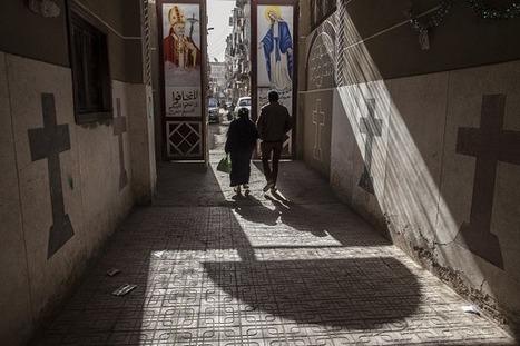 Dav moslimov podpálil domy koptských kresťanov | Správy Výveska | Scoop.it