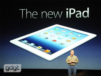 Here's The New #iPad | Commodities, Resource and Freedom | Scoop.it