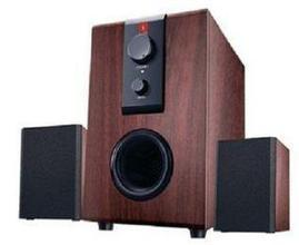 iBall Raaga 2.1 Q9 Full Wood Speakers only for 1049-Amazon   offersmania.in   Scoop.it