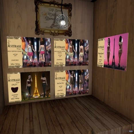 Five Dresses and Outfits Group Gifts by Vitrage Boutique   Teleport Hub - Second Life Freebies   Second Life Freebies   Scoop.it