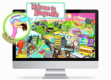Mingoville.com – English for Kids. | Technology Education for EAL Students | Scoop.it