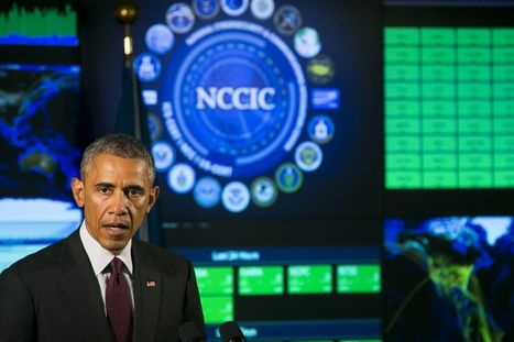 Here's How Obama Wants to Protect the U.S. Against Hackers | Gforce Electric Solutions | Scoop.it