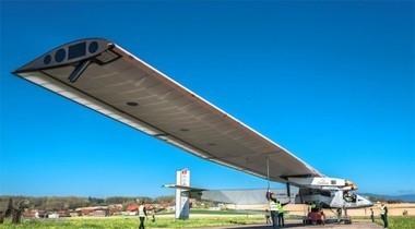 Világszenzáció! Földkörüli repülés csak napenergia meghajtással | Passzívház magazin | Renewable Energy | Scoop.it