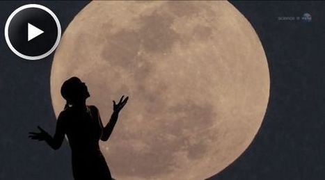 Three Supermoons in a Row - NASA Science   AP HUMAN GEOGRAPHY DIGITAL  STUDY: MIKE BUSARELLO   Scoop.it