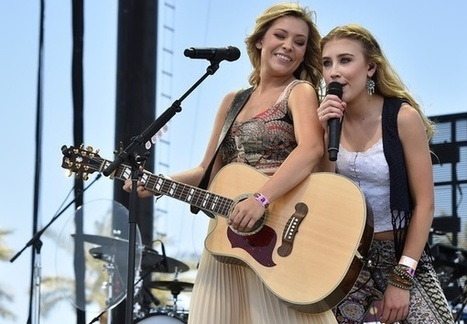 Maddie & Tae Prepare For 'Prank War' with Dierks Bentley | Country Music Today | Scoop.it