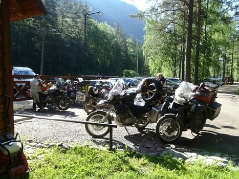 naufragés de la border-line - les tribulations d'Altaï et Khan | Les sites favoris de balade à moto | Scoop.it