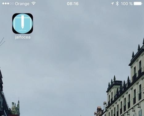 Cómo agregar el icono de una web a la pantalla de inicio de tu iPhone o iPad   jose alfocea   jalfocea   Scoop.it