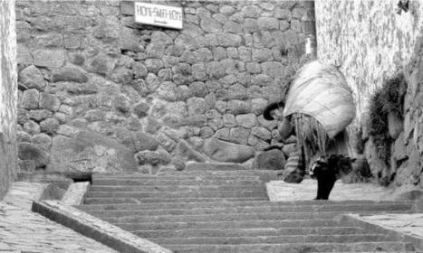 El arte de mirar en blanco y negro | La Republica (Pérou) | Le BONHEUR comme indice d'épanouissement social et économique. | Scoop.it