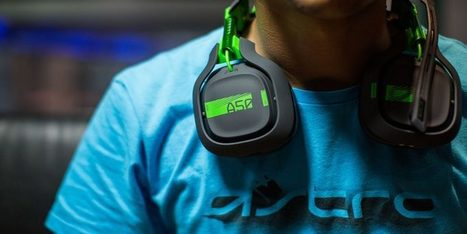 Take a peek at the new ASTRO A50 Wireless Gaming Headset | Video Games | Scoop.it