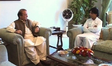 PM asks Nisar to send security team to India | SAMAA TV | Path Happiness | Scoop.it