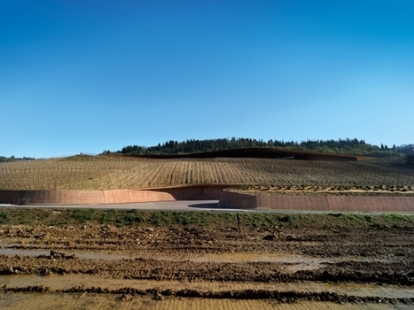 Antinori Winery by Archea Associati | Architecture and Design | Scoop.it