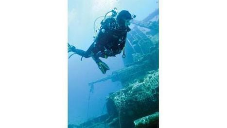 Ancient shipwrecks discovered in Jeddah | ScubaObsessed | Scoop.it