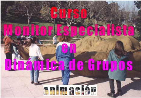 Curso de Animador Especialista en Dinamicas de Grupos A distancia - Oferta 75 € | Buscador de Cursos educacion, integracion, trabajo social | Scoop.it