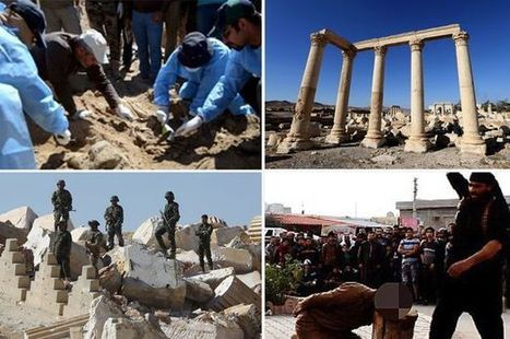 ISIS mass grave with 42 people - including women and children | The Pulp Ark Gazette | Scoop.it