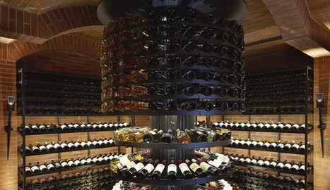 Deux caves à vin à suivre - L'Express | Le Vin en Grand - Vivez en Grand ! www.vinengrand.com | Scoop.it