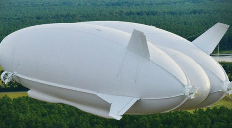 VIDEO: Airliner 10, World's Largest Aircraft Takes Maiden Voyage In Front Of Hundreds | Aviation & Airliners | Scoop.it