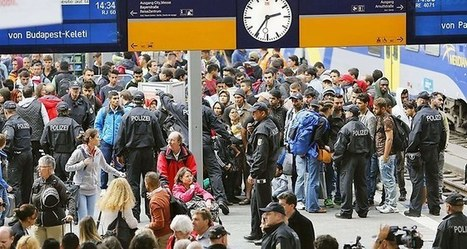 Réfugiés : quand l'Allemagne se réconcilie avec l'Histoire | Allemagne | Scoop.it