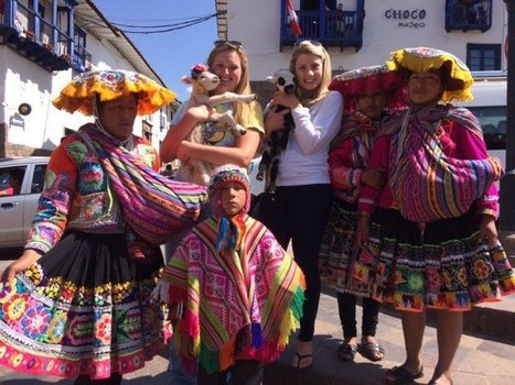 """Review Rachel P. Volunteer in Cusco, Peru Girls Orphanage with Abroaderview.org   """"#Volunteer Abroad Information: Volunteering, Airlines, Countries, Pictures, Cultures""""   Scoop.it"""