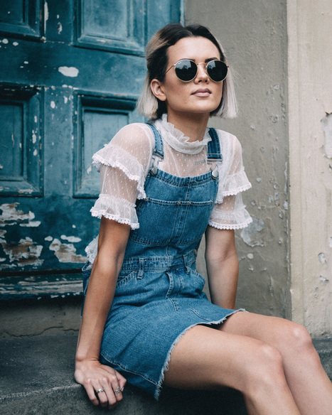 3 Denim Looks To Wear This Weekend | Jeans Fashion | Scoop.it