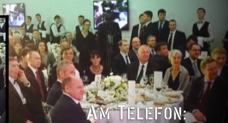 Here's Who Sat at #Putin's Table at the #RT Dinner (Photo) - #Russia Insider | News in english | Scoop.it