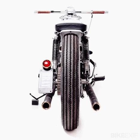 HONDA CB350 CUSTOM - Grease n Gasoline | Things to know | Scoop.it