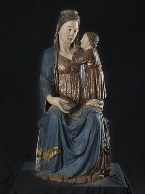 La Sedes Sapientiae di Tino da Camaino:  un esempio delle sue derivazioni. | Capire l'arte | Scoop.it