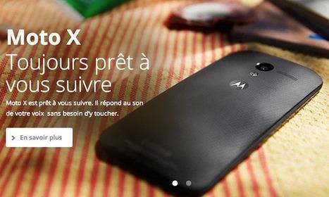 Google jette l'éponge et vend Motorola au Chinois Lenovo pour 2,91 milliards de dollars | Vincent Castelo | Scoop.it
