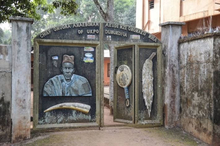 Rencontre : Rodney Omeokachie capture les fantastiques portails du Nigéria | Konbini | Kiosque du monde : Afrique | Scoop.it
