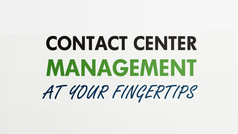 Contact Center Performance - Google+   Contact Center and Call Center Performance Management System   Scoop.it