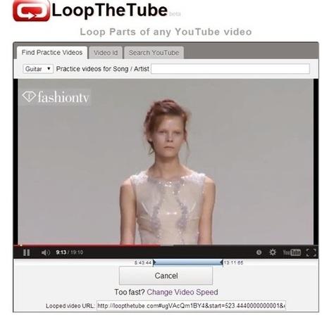 Comment Ecouter une vidéo youtube en boucle   Usages, technos, trucs & astuces   Scoop.it
