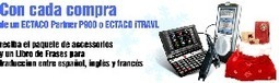 ECTACO.ES | ¡Venta de los vacaciones! | Traductor electrónico ECTACO Spain | Scoop.it