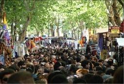 El Rastro de Madrid unos de los mecados más antiguos de la capital. | rutas por madrid | Scoop.it