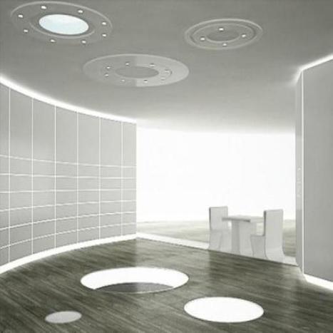 Futuristic Kitchen Concept by Magda Masalska And Marta Pala | Architecture and Design Magazine | Scoop.it