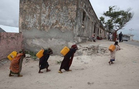 Women, water and the ugly global crisis we're not talking about | CLIMATE CHANGE WILL IMPACT US ALL | Scoop.it