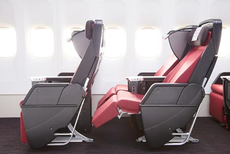 Japan Airlines mise sur l'éco premium entre Roissy et Tokyo | Médias sociaux et tourisme | Scoop.it