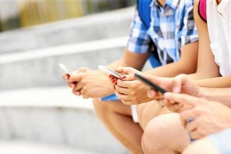 La revolución del pulgar. Evolución del uso de dispositivos móviles en las universidades españolas. | Uso de dispostivos móviles en el aula. Enseñanza 2.0 | Scoop.it