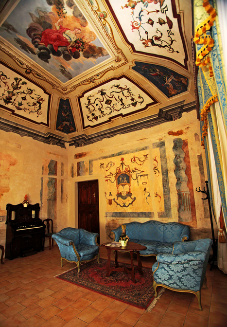 Palazzo Giuderocchi Ascoli Piceno: romantic escape  Le Marche | Le Marche Properties and Accommodation | Scoop.it