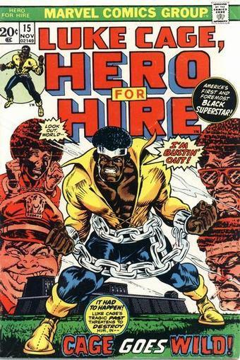 The Luke Cage Movie That Quentin Tarantino And Laurence Fishburne Could Have Made | Comic Books | Scoop.it